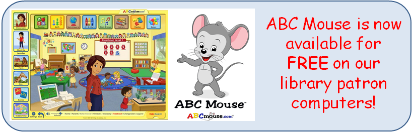 ABCmouse.com is here!
