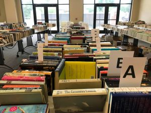 3rd Annual FOL Book Sale!
